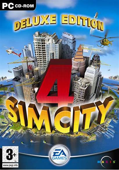 Simcity Deluxe Edition Version
