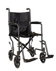 19 quot transport chair rollabout
