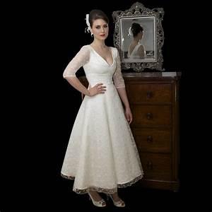 casual wedding dresses for summer tea length With tea length wedding dresses