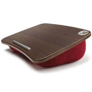 epad padded lap desk from brookstone