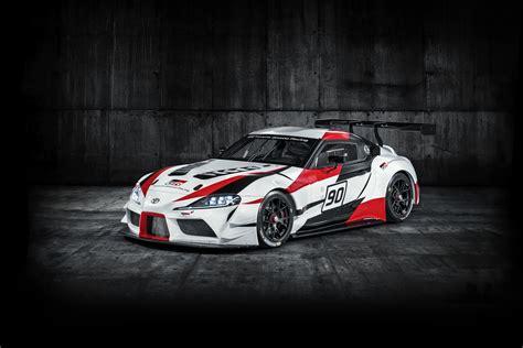 Toyota Unveils Supra Concept - The News Wheel