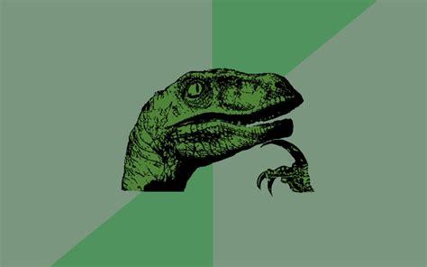 Thinking Dinosaur Meme Generator - constantinop mod db