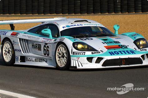 Konrad Motorsports Saleen S7r At 24 Hours Of Le Mans