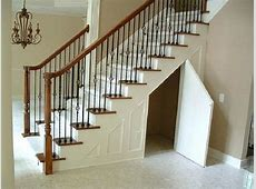decoration Under Stairs Storage Plans
