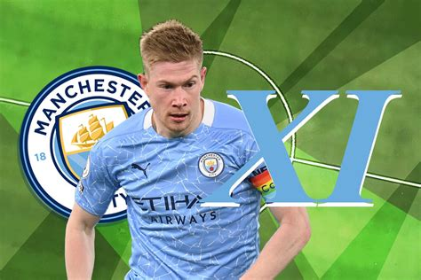 Man City XI vs Chelsea: Confirmed early team news ...