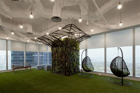 tag agency hammocks booking s singapore office by ong ong myhouseidea