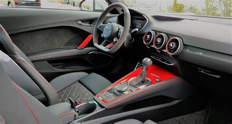 audi tt rs release date   usa price specs news