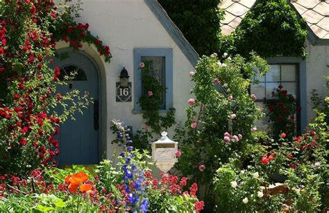 cottage landscaping 7 secrets to creating a country cottage garden huffpost