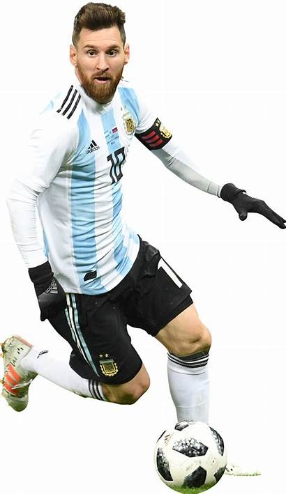 Messi Football Argentina Render Player Lionel Players