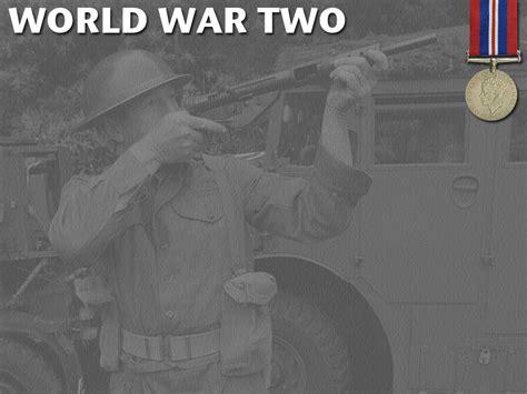 world war  powerpoint template  adobe education exchange