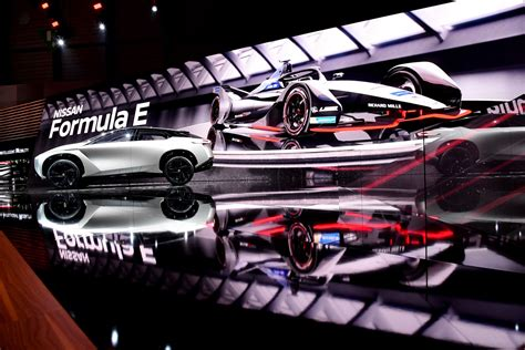 Nissan Imx Kuro Electric Bows In Geneva