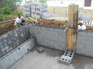 construire une piscine en beton construction d 39 une With comment construire une piscine en beton