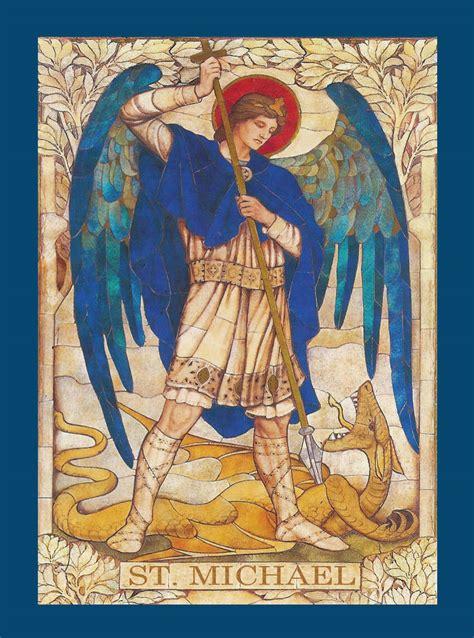 prayer  st michael  archangel   conversion