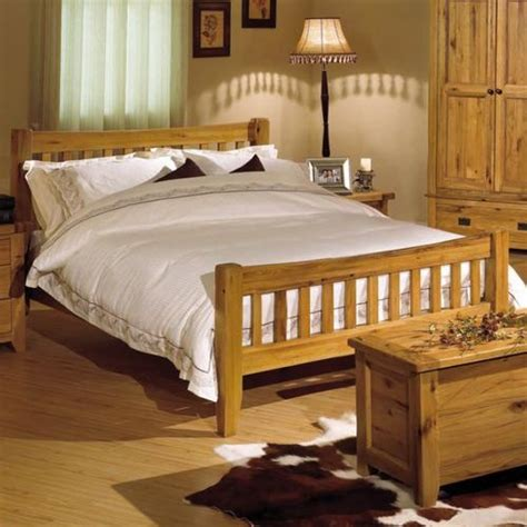 reclaimed oak bed beds pine solutions findmefurniture