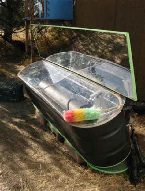 15 diy solar water heater plans