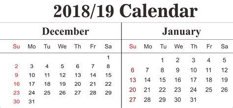 Blank Free December & January 2018-19 Printable Calendar Music Arts Baileys Crossroads Art Journal Magazine Uk & Lawrenceville Ga Glass Kechi Ks Frederick Basins Cafe Gulshan Models Tips
