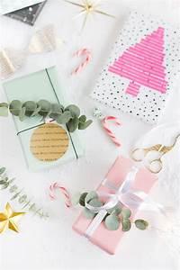 Ideen Für Weihnachtsgeschenke : 3 diy ideen zum weihnachtsgeschenke verpacken mit schriftband giveaway mein feenstaub ~ Sanjose-hotels-ca.com Haus und Dekorationen