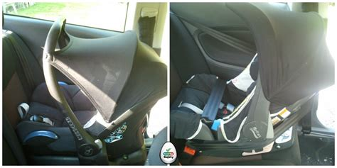 Child Car Seat Features