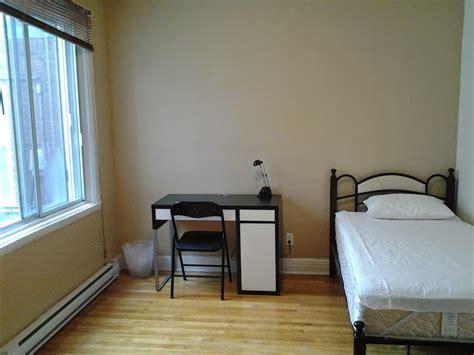chambre louer très charmant chambre à louer montréal location