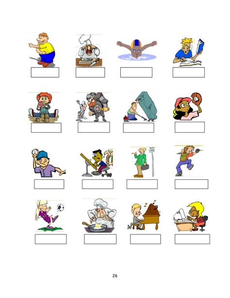 Man On The Bench by Upsr Pre Writing Module 1 Sentence Construction