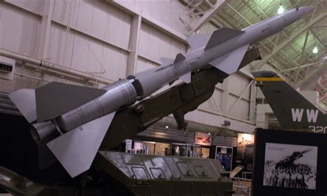 Sa-2 Surface-to-air Missile> National Museum Of The Us