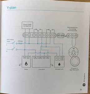 New Wiring Diagram For Combination Boiler  Diagram