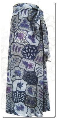 contoh gambar model rok batik modern terbaru