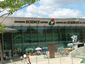 Check out all the fun science exhibits at the Ontario ...