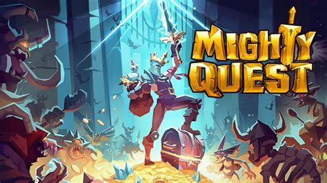 ubisoft  mighty quest  epic loot