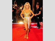Ola Jordan's most revealing outfits through the years