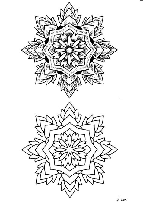 Mandala Tattoos Designs, Ideas and Meaning | Tattoos For You