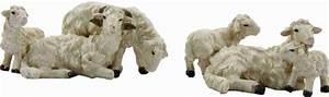 Figuren Für Schneekugeln : krippenfiguren tiere schafherde schaf set 2tlg f r figuren ca 10 12 cm ~ Frokenaadalensverden.com Haus und Dekorationen