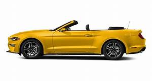 2018 Ford Mustang EcoBoost Convertible lease $479 Mo $0 Down Available