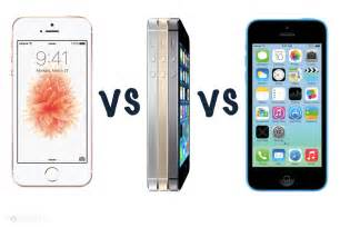 iphone 5 s iphone se iphone 5s karşılaştırma