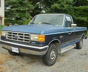 Find Used 1988 Ford F150 Pickup Truck 5 Spd Manual 4x4 Xlt