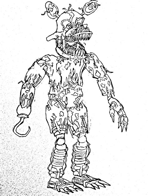 best kitchen faucet reviews nightmare foxy coloring coloring pages 28 images