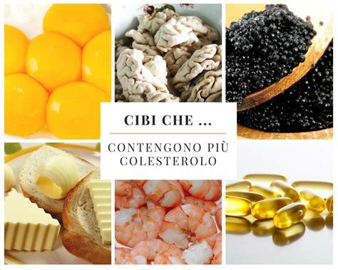 colesterolo alimenti cibi contengono pi 249 colesterolo edo