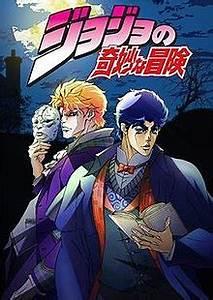 JoJo's Bizarre Adventure (TV series) - Wikipedia
