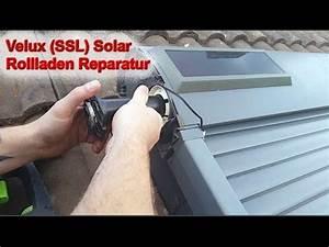 Velux Solar Rollladen Akku : velux solar ssl rollladen reparatur akku montageanleitung youtube ~ A.2002-acura-tl-radio.info Haus und Dekorationen