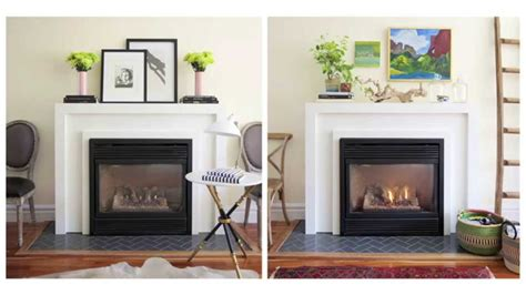 How To Design A Fireplace Mantel - interior design how to make decorate a fireplace