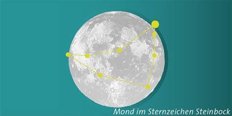 (Voll-)Mond im Sternzeichen Steinbock - Practical Magic ...