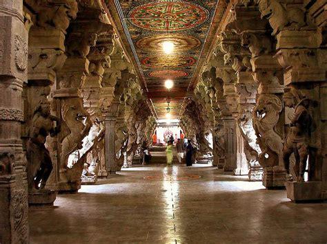 clarins siege meenakshi temple