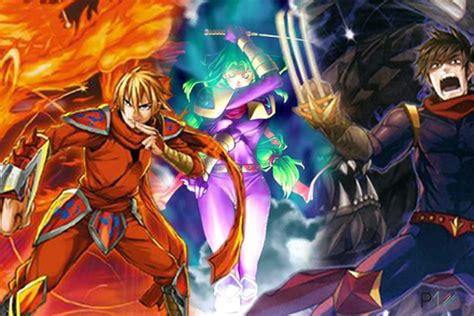 ninja duel deck links yugioh player yu gi oh archetype powerful rank unleash newest trio power