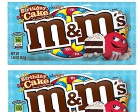 18266 Custom M And Ms Coupon by Meijer Mperks Free Pack Of Birthday Cake M M S