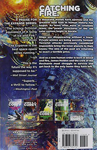 nemesis games  expanse media books  fiction books