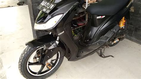 Modifikasi Mio Sporty Murah by Modifikasi Sederhana Mio Sporty