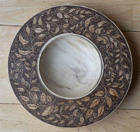 woodburningpyrography drawing alternative materials
