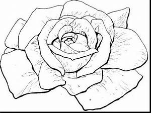 Hearts And Roses Coloring Pages Color Get This I Love You ...