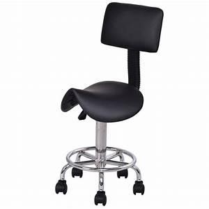 Tabouret Avec Dossier : tabouret de massage avec dossier chaise ~ Dallasstarsshop.com Idées de Décoration
