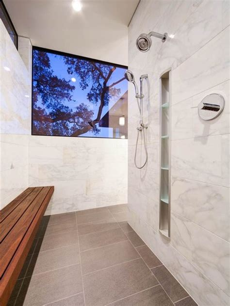 built  shower bench home design ideas pictures remodel